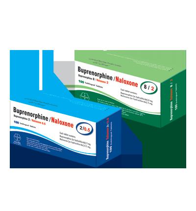 BuprenorphineNaloxone