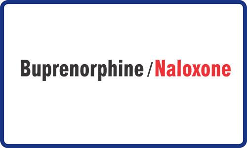 Buprenorphine-Naloxone
